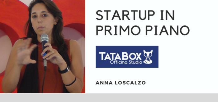 Anna loscalzo startup