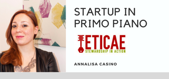 startup in primo piano