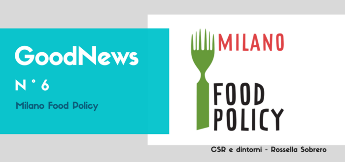 milano food policy good news