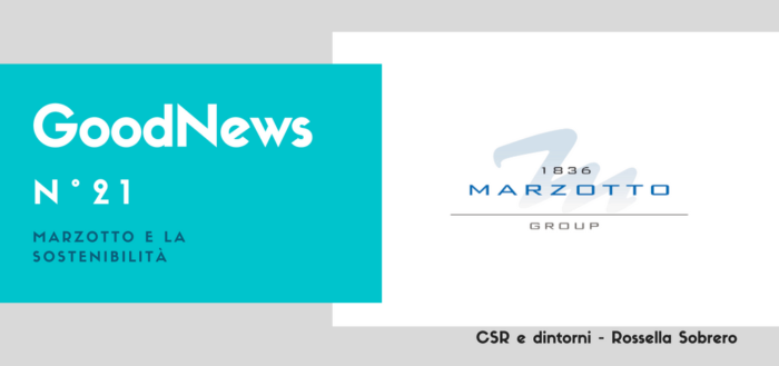 #goodnews_marzotto