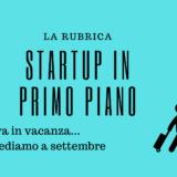STARTUP IN PRIMO PIANO - vacanza