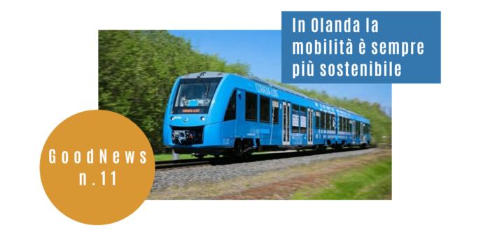 In Olanda la mobilità è sempre più sostenibile
