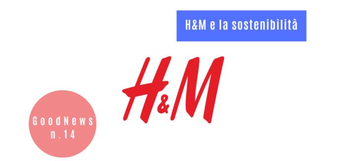 H&M e la sostenibilità