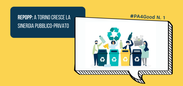 RePoPP a Torino cresce la sinergia pubblico-privato