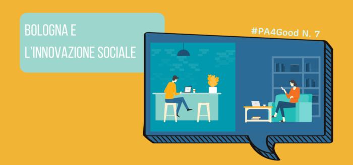 Bologna e l'innovazione sociale