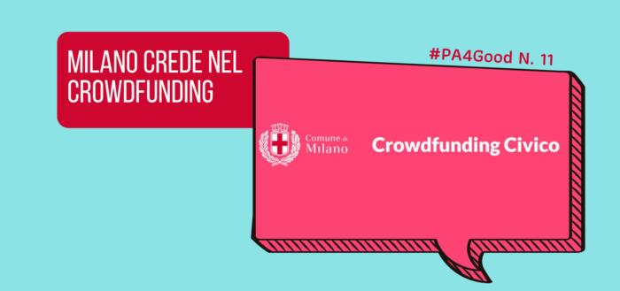 Milano crede nel crowdfunding