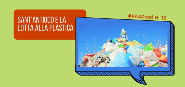 Sant'Antioco e la lotta alla plastica