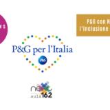 P&G con Next per l'inclusione lavorativa