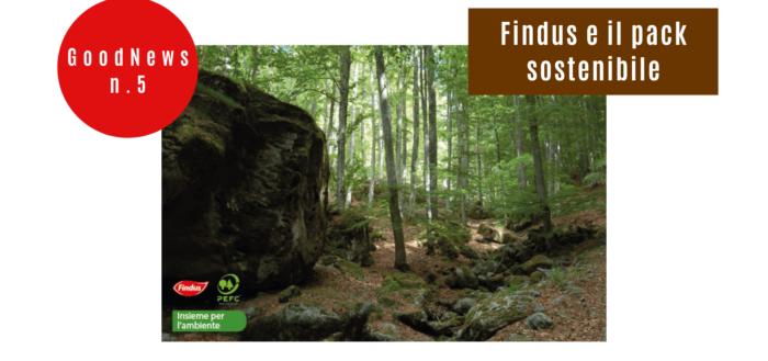 FINDUS e il pack sostenibile